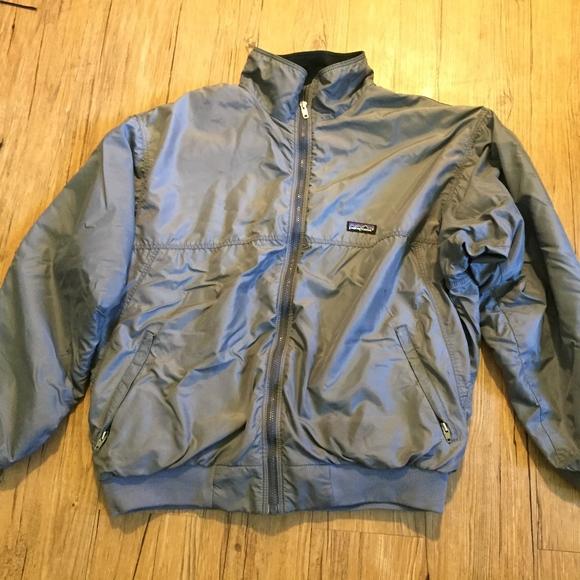 6dca2b26f Vintage Patagonia Bomber Style Jacket